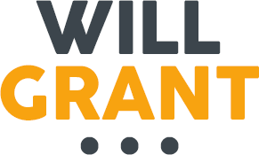 Will Grant Logo Type
